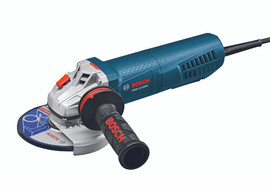 Bosch GWS13-50PD - 5 In. Angle Grinder with No-Lock-On Paddle Switch