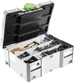 Festool DOMINO connector range SV-SYS D14