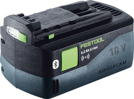 Festool Battery pack BP 18 Li 6,2 AS-ASI