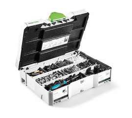Festool DOMINO connector range KV-SYS D8