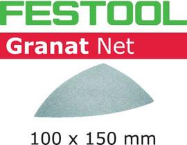 Festool Abrasive net STF DELTA P400 GR NET/50 Granat Net