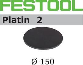 Festool Grit Abrasives STF D150/0 S400 PL2/15 Platin 2