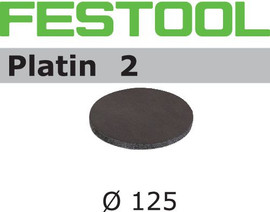 Festool Grit Abrasives STF D125/0 S1000 PL2/15 Platin 2