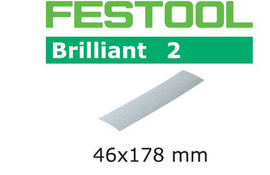 Festool Grit Abrasives STF 46x178/0 P40 BR2/10