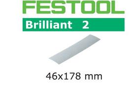 Festool Grit Abrasives STF 46x178/0 P80 BR2/10