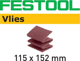 Festool Sanding vlies 115x152 FN 320 VL/30 Vlies