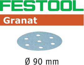 Festool Grit Abrasives STF D90/6 P500 GR/100 Granat