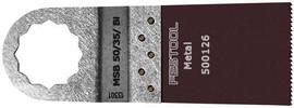 Festool Bimetal universal blade MSB 50/35/Bi 5x
