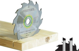 Festool Saw blade standard 160x1,8x20 W18