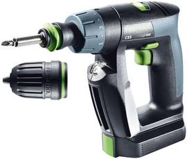 Festool Cordless Drill CXS Li 2,6-Plus