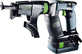 Festool Cordless Screw Gun DWC 18-4500 Li 5,2-Plus-SCA  DURADRIVE