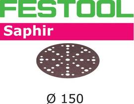 Festool Grit Abrasives STF-D150/48 P24 SA/25 Saphir