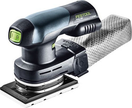 Festool Cordless orbital sander RTSC 400 Li-Basic