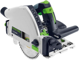Festool Plunge Cut Track Saw TS 55 REQ-F-Plus USA