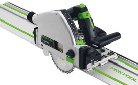 Festool Plunge Cut Track Saw TS 55 REQ-F-Plus-FS USA