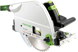 Festool Plunge Cut Track Saw TS 75 EQ-F-Plus USA