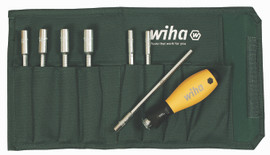 Wiha 10892 - ESD Safe Metric Nut Driver Blade Set