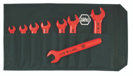 Wiha 20192 - Insulated Open End Inch Wrench Set