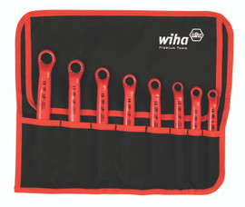 Wiha 21095 - Insulated MM Deep Offset Wrench Set