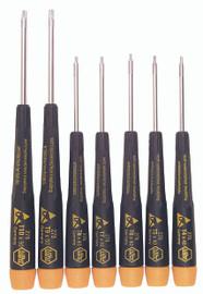 Wiha 27890 - Precision ESD Safe Torx® 7 Pc. Set