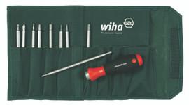 Wiha 28199 - Drive-Loc VI Combo Blade 10 Pc. Set