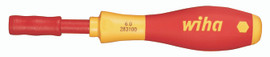 Wiha 28301 - Insulated SlimLineBlade Handle