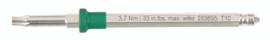 Wiha 28376 - TorqueFix Torx® Blade T8