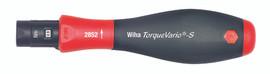 Wiha 28418 - Adjustable TorqueVario-S 0.8-5.0 Nm