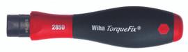 Wiha 28521 - TorqueFix Pre-Set Handle 50 In/lbs.