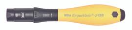 Wiha 28522 - ESD Adjustable TorqueVario-S 15-80 In/Oz
