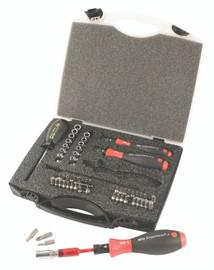 Wiha 28689 - TorqueVario-S Bit 59 Pc. Set