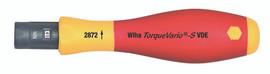 Wiha 28738 - Insulated TorqueVario-S Nm Handle