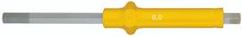 """Wiha 28920 - Hex Inch Blade for Torque T-handles 1/8"""""""