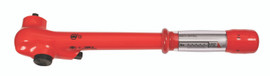 "Wiha 30138 - Insulated Ratcheting Torque Wrench 3/8"""