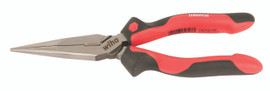 Industrial SoftGrip Long Nose Pliers