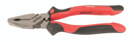 Industrial SoftGrip Linemans Crimper 9""
