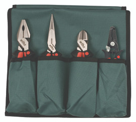 Industrial SoftGrip Pliers/Cutters Set