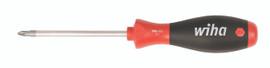 Wiha 31305 - SoftFinish® Pozidriv® Screwdriver #0