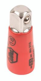 """Wiha 31350 - Socket Adapter/Reducer 1/4 - 3/8"""""""