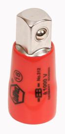 """Wiha 31460 - Socket Adapter/Reducer 3/8-1/4"""""""