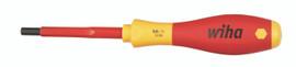 Wiha 32306 - Insulated Hex Metric Screwdriver 6.0mm