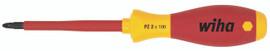 Wiha 32401 - Insulated Pozidriv® Screwdriver #1