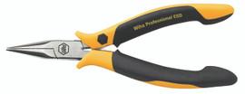 Wiha 32742 - ESD Prec Short Snipe (Chain) Nose Pliers
