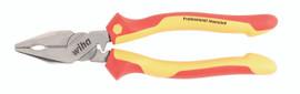Wiha 32821 - Insulated Lineman's Pliers W/Crimpers