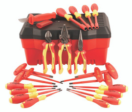 Wiha 32973 - Insulated Pliers/Cutters & Drivers Set