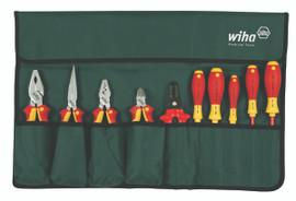 Wiha 32868 - Insulated Pliers/Drivers 10 Pc. Set