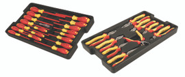 Wiha 32989 - Insulated Pliers/Cutters & Driver Set