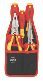 Wiha 32875 - Insulated Pliers/Cutters Drivers Set