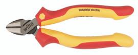 "Wiha 32929 - Insulated Industrial Diagonal Cutters 8"""