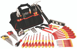Insulated Master Electrician's Set 54Pc